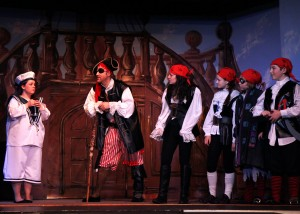 pirates on the hispaniola